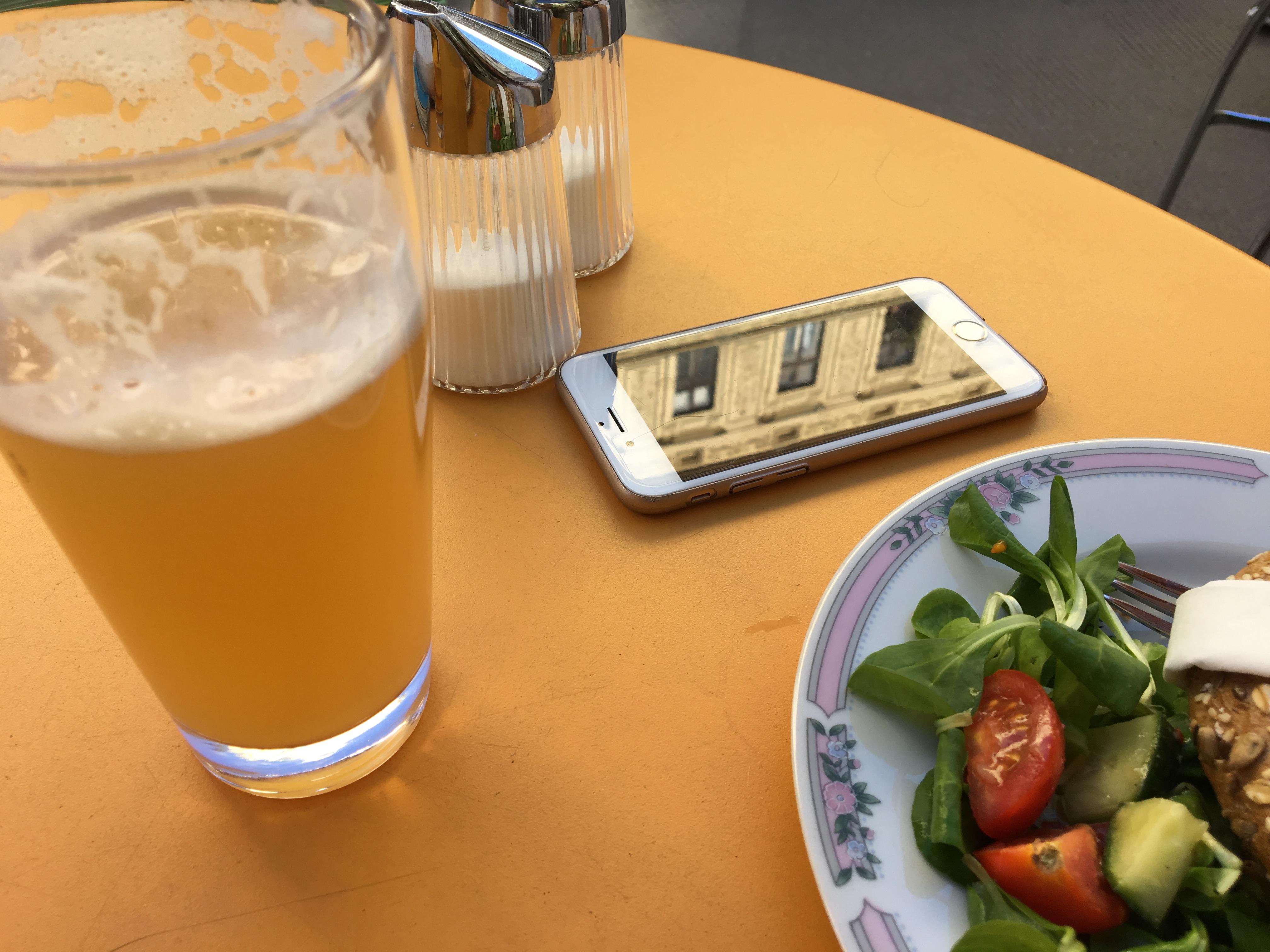 Cafe Phil Vienna Menu